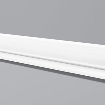 Плинтус напольный под покраску NMC Belgium FD 021