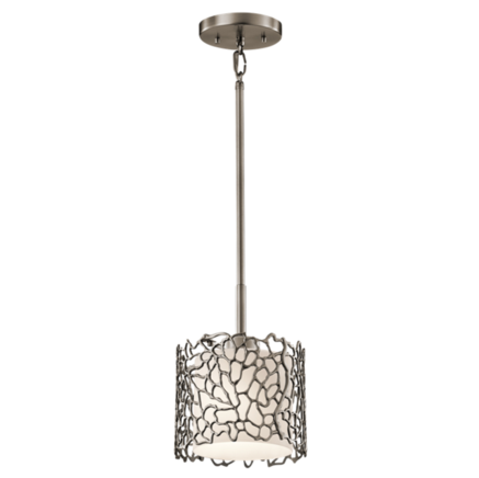 Светильник потолочный Silver Coral KL/SILCORAL/MP