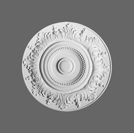 Потолочная розетка из полиуретана Orac Axxent R 17