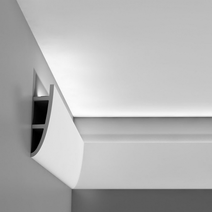 Потолочный карниз гибкий Orac Axxent C 374 F