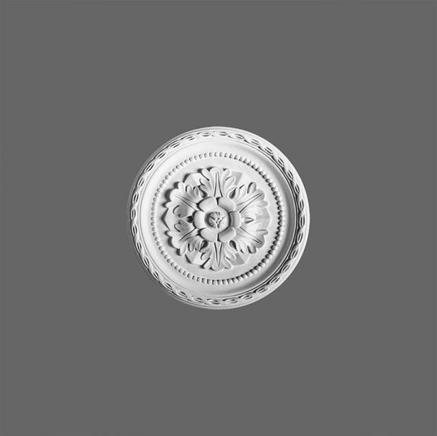 Потолочная розетка из полиуретана Orac Axxent R 13