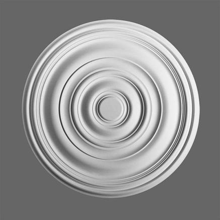 Потолочная розетка из полиуретана Orac Axxent R 40