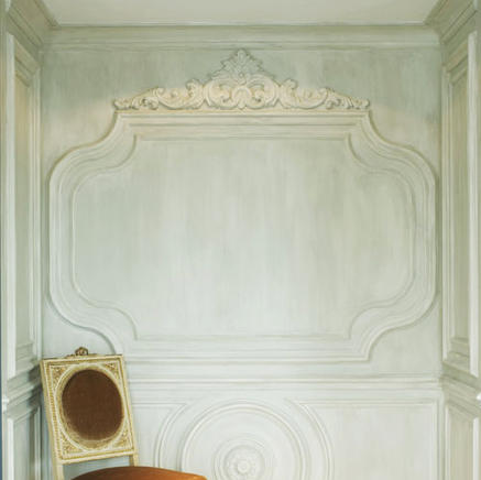Потолочная розетка из полиуретана Orac Axxent R 66