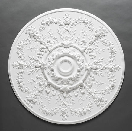 Потолочная розетка из полиуретана Orac Axxent R 64