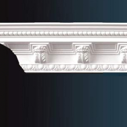 Карниз полиуретановый с орнаментом Perfect AA067