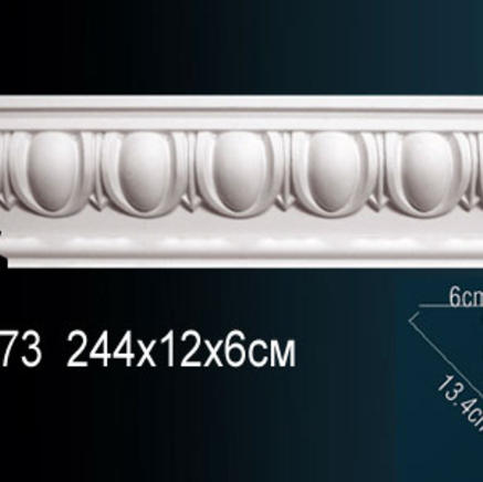 Карниз полиуретановый с орнаментом Perfect AA 073