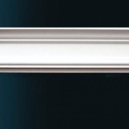 Карниз полиуретановый для натяжного Perfect AB137 клей в подарок
