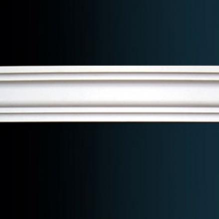 Карниз полиуретановый потолочный Perfect AB141 клей в подарок