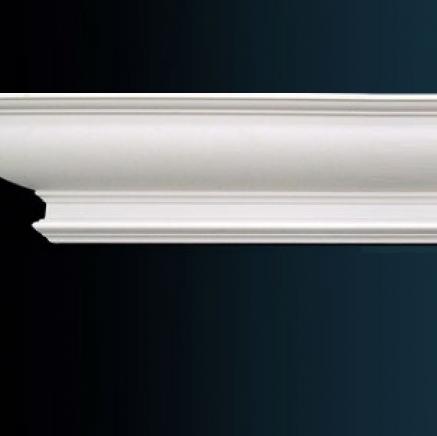Карниз полиуретановый потолочный Perfect AB154 клей в подарок