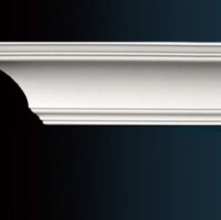 Карниз полиуретановый потолочный Perfect AB156 клей в подарок