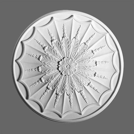 Потолочная розетка из полиуретана Orac Axxent R 28