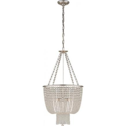 Люстра Jacqueline Chandelier Visual Comfort & Co ARN5102BSL-CG-EU