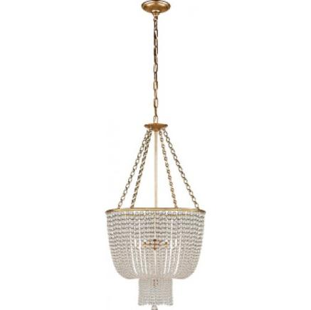 Люстра Jacqueline Chandelier Visual Comfort & Co ARN 5102HAB-WG-EU