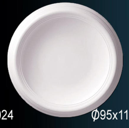 Потолочная розетка из полиуретана Perfect B 3024