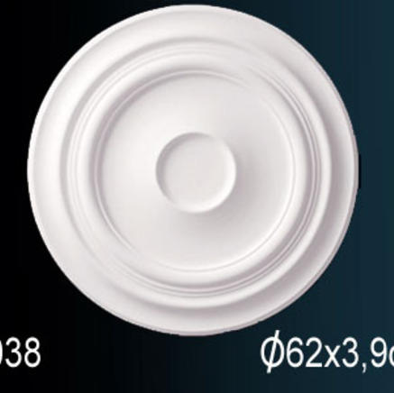 Потолочная розетка из полиуретана Perfect B 3038