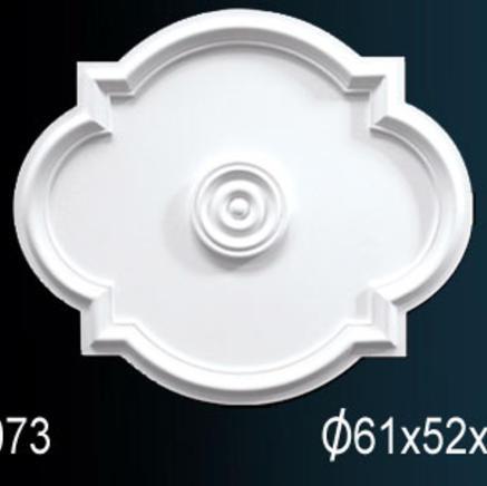 Потолочная розетка из полиуретана Perfect B 3073