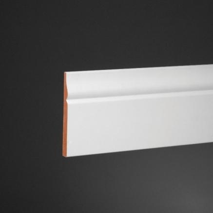 Плинтус напольный под покраску  Ultrawood Base 5748