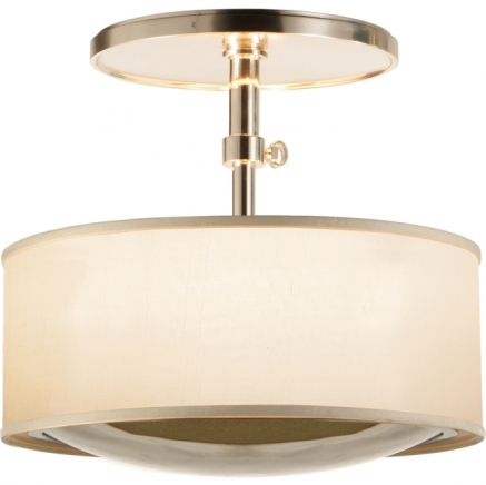 Люстра Reflection Semi-Flush Pendant Visual Comfort & Co BBL5024SS-S