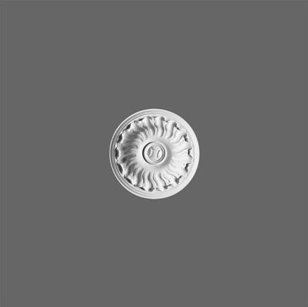 Потолочная розетка из полиуретана Orac Axxent R 11