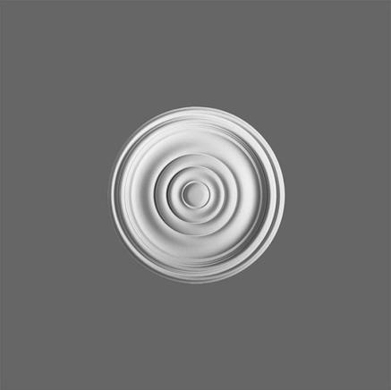 Потолочная розетка из полиуретана Orac Axxent R 08