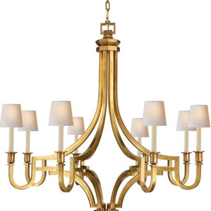 Светильник потолочный Mykonos Large Visual Comfort & Co CHC 1562AB