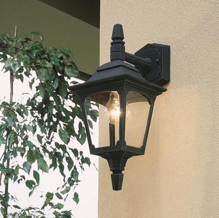 Бра Chapel Mini Down Wall Lantern Black  Chapel CPM2 BLACK