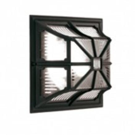 Светильник Chapel Up Ceiling Flush Lantern Black  Chapel CP12 BLACK