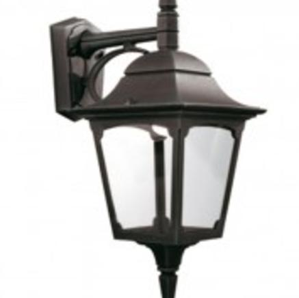 Бра Chapel Down Wall Lantern Black  Chapel CP2 BLACK