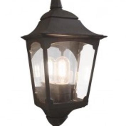 Бра Chapel Half Lantern 2 Black  Chapel CP7/2 BLACK