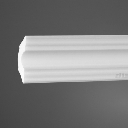 Потолочный карниз из полистирола NMC Belgium DSMPMA00 клей в подарок