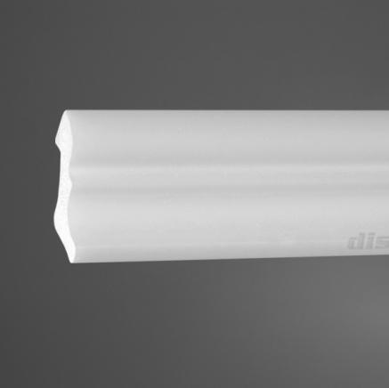 Потолочный карниз из полистирола NMC Belgium DSMPMF01 клей в подарок