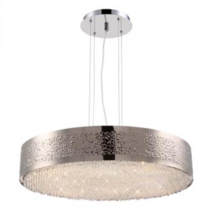 Светильник потолочный Crystal Lux Antinori SP09 CROMO