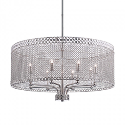 Светильник потолочный Crystal Lux LASER SP08