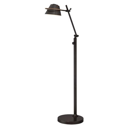 Торшер Spencer Floor Lamp Spencer QZ/SPENCER/FL WT