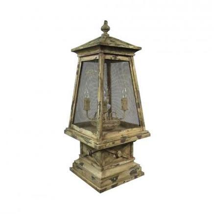 Настольная лампа CAMP TABLE LAMP Gramercy Home TL056-4