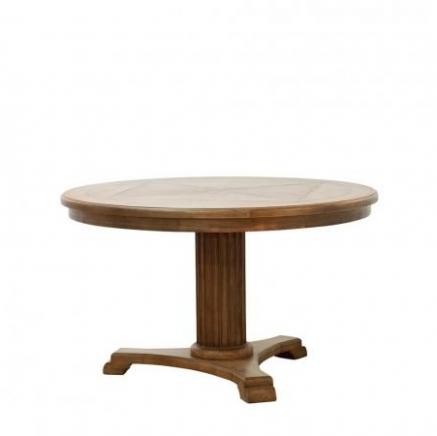 Стол LARDY ROUND TABLE Gramercy Home 301.005-2N7