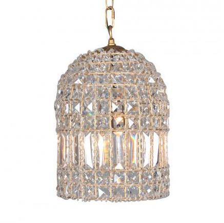 Светильник потолочный DOMINIQUE SMALL CHANDELIER Gramercy Home CH064-1-VBN