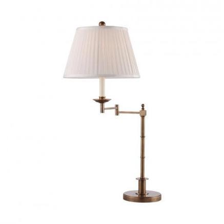 Настольная лампа AIVINDA TABLE LAMP Gramercy Home TL054-1-BRS