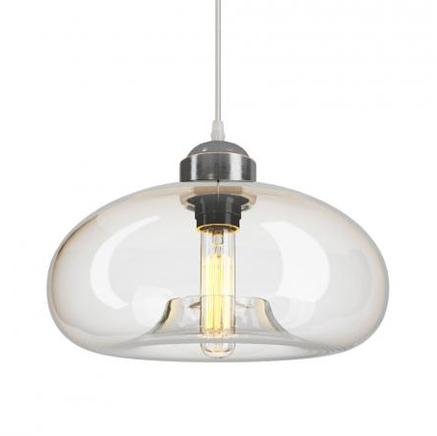 Светильник потолочный ZED CHANDELIER Gramercy Home CH072-1-NI