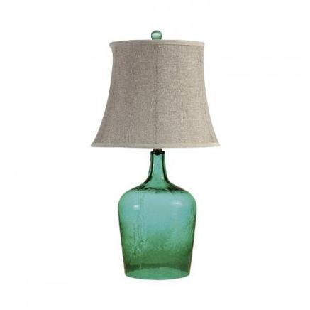 Настольная лампа GLASS TABLE LAMP Gramercy Home 1/0534