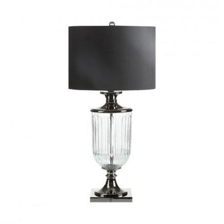 Настольная лампа GLASS & METAL LAMP Gramercy Home 1/0949