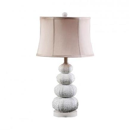 Настольная лампа RESIN SEA URCHIN TABLE LAMP Gramercy Home 1/3803