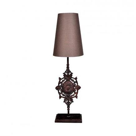 Настольная лампа GIA TABLE LAMP Gramercy Home TL049-1-LGG