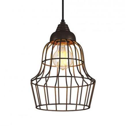 Светильник потолочный EVRON BENT METAL FRAME CHANDELIER Gramercy Home CH091D-1