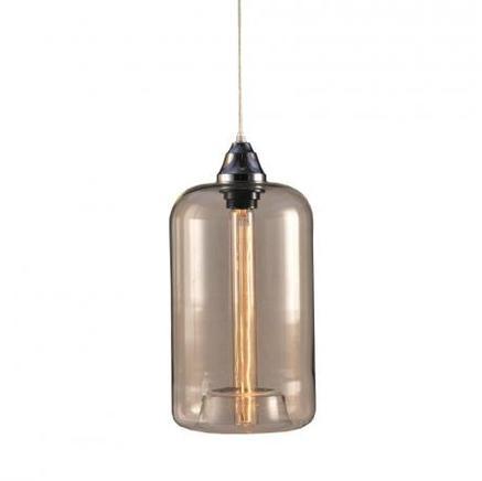 Светильник потолочный EDISON CUPPING-GLASS CHANDELIER Gramercy Home CH025-1-ABG