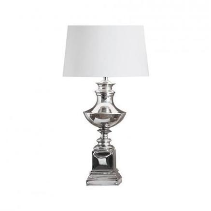 Настольная лампа NICKEL TROPHY TABLE LAMP Gramercy Home 2/041203