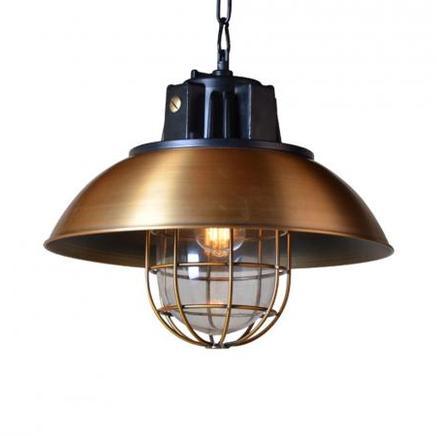 Светильник потолочный ASTOR CHANDELIER Gramercy Home CH099-1-BRS