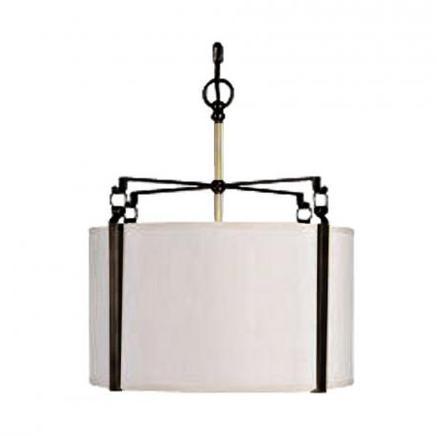 Светильник потолочный CLAMP CHANDELIER Gramercy Home CH031-3-BBZ