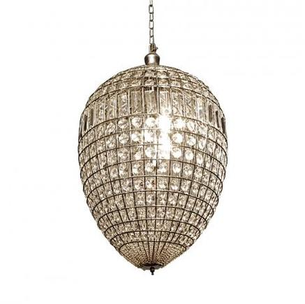 Светильник потолочный ELMER CRYSTAL CHANDELIER Gramercy Home CH084