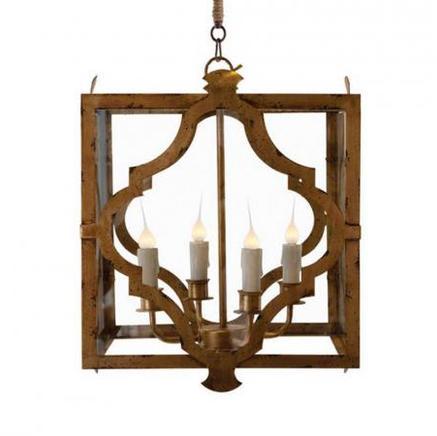 Светильник потолочный CYRIL CHANDELIER Gramercy Home CH078-4